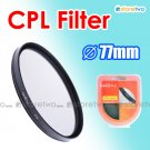 Green.L Circular Polarizer CPL Filter 77mm
