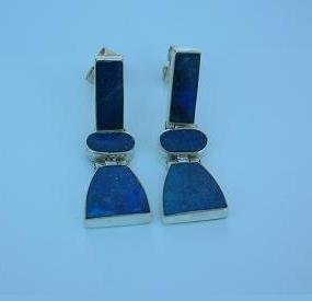 Earrings Virgo