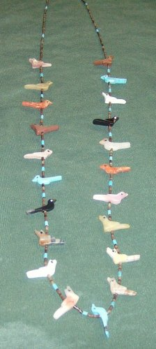 All Bird Necklace