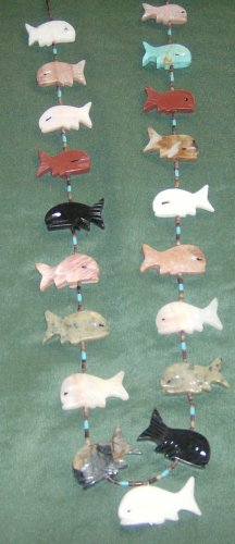 All Sea Animal Necklace-Whale