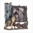 Wolf Photo Frame