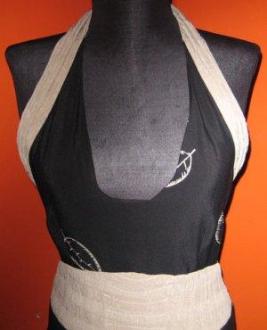 LABEL NYC // halter dress