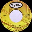 Staple Singers - Help Me Jesus / Swing Low Sweet Chariot - Vinyl 45 Record on Trip - Gospel