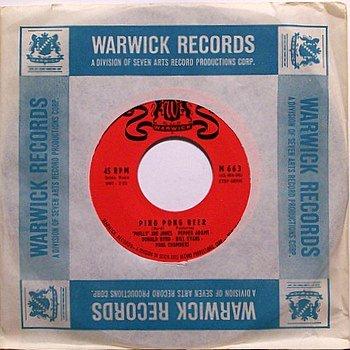Jones, Philly Jo - Ping Pong Beer - Vinyl 45 Record - Pepper Adams / Bill Evans etc - Jazz