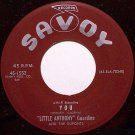 Guardine, Little Anthony And The Duponts - You / Must Be Falling In Love - Vinyl 45 Record - Doo Wop