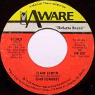 Edwards, John - Claim Jumpin / Messing Up A Good Thing - Vinyl 45 Record on Aware - R&B Soul