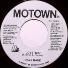 Dazz Band - Joystick - Vinyl 45 Record on Motown - White Label Promo - Joy Stick - R&B Soul