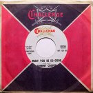 Cooper, Johnny - Must You Be So Good / Water Colored Sky - Vinyl 45 Record - Promo - R&B Soul