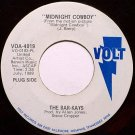 Bar Kays - Midnight Cowboy / A.J. The House Fly - Vinyl 45 Record on Volt - R&B Soul