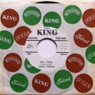 Spurling, Charles - Mr. Cool / You'd Be Surprised - Vinyl 45 Record on King - Promo - R&B Soul