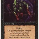 Magic the Gathering 4th Edition Bog Imp
