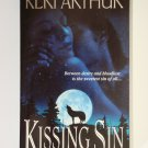 Kissing Sin by Keri Arthur a Riley Jenson Guardian Novel paranormal urban fantasy