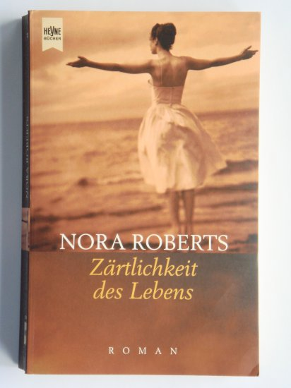 Promise Me Tomorrow by Nora Roberts (2000) in German ISBN 0671470191