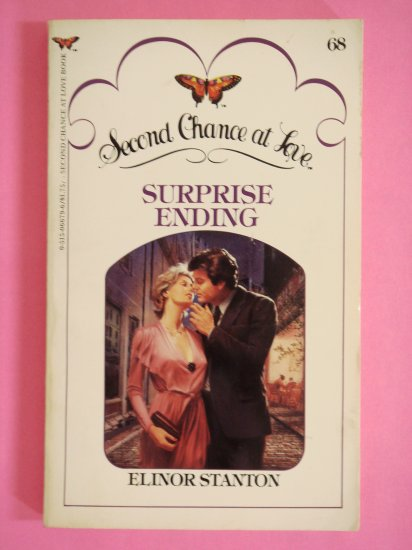 Surprise Ending by Elinor Stanton Second Chance at Love No. 68