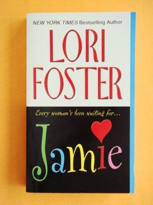Jamie by Lori Foster a Zebra romance novel Visitation series