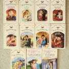 Second Chance at Love Romance Book Lot eleven novels 11