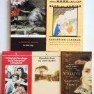 World Classics Book Lot De Pizan Dumas Austen Bronte Maugham