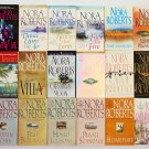 Nora Roberts Romance Book Lot novels 18
