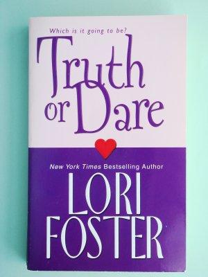 Truth Or Dare by Lori Foster a Zebra romance novel