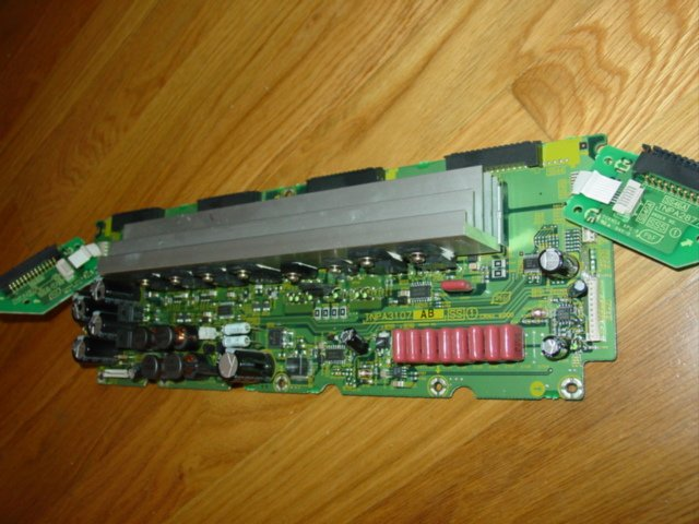 Panasonic Plasma TV - TH-42PD25 & TH-37PD25 - PC BOARD SS PNL TNPA3107 AB