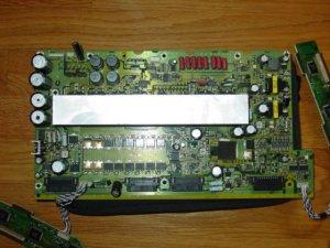 Panasonic Plasma TV Part - TH-42PD25 & TH-37PD25 - TNPA3106 - PCB-Y SUS SC MAIN