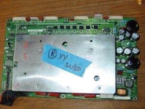 Akai PDP4290  42-P2S-YM LJ41-01053B YSUS BOARD