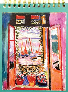 SALE - Henri Matisse Sketchbook