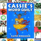 Cassie's Word Quilt