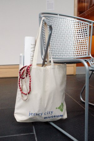 JCM Canvas Tote Bag (available in natural)