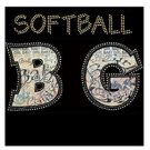 Softball Baby Girl