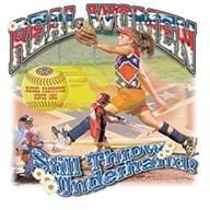 Real Women throw underhand