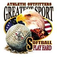 Softball Play Hard