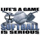 Softball is Serious