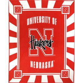 University of Nebraska Cornhuskers Panel