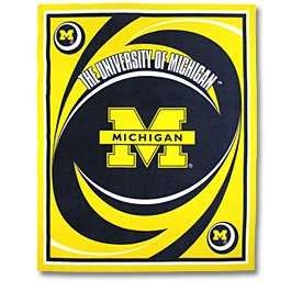University of Michigan Wolverines Panel