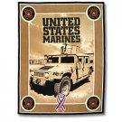 Marine Corps Hummer Panel