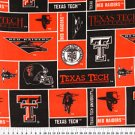 Texas Tech University Red Raiders 72x60