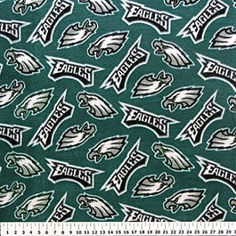 NFL Philadelphia Eagles 72x60