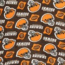Cleveland Browns NFL 72x60