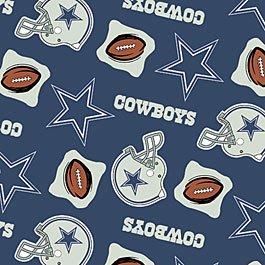 Dallas Cowboys Football 36x60