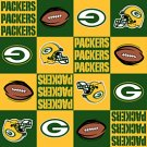 NFL Green Bay Packers Yellow Football 72x60