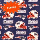 NFL New England Patriots Football 36x60