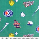 Little League Baseball Allover 36X60