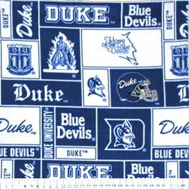 Duke University Blue Devils 36x60