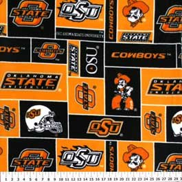 Oklahoma State University Cowboys 36x60