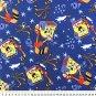 Spongebob Squarepants Hockey Blue 36x60