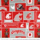 Washington State University Cougars 72x60