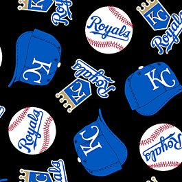 MLB Kansas City Royals 36x60