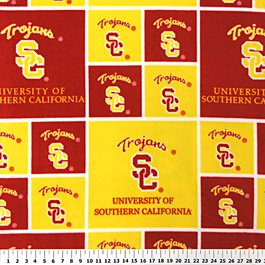 University of Southern California Trojans 72x60