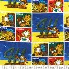 4H Club Garfield Allover 72x60